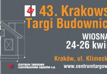 <b>43 Targi Budowlane Kraków</b>